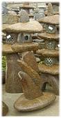 庭園燈&石雕:18