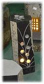 庭園燈&石雕:46