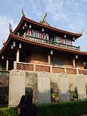 DAY 1~府城懷古:赤崁樓原名普羅民遮城