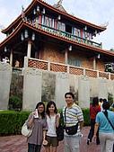 DAY 1~府城懷古:成為著名觀光景點