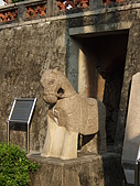 DAY 1~府城懷古:裝義肢的石馬