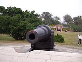 DAY 1~府城懷古:名喚「阿姆斯脫大砲」