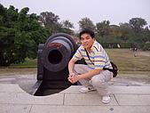 DAY 1~府城懷古:與「阿姆斯脫大砲」合照