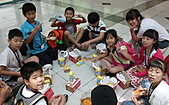 第十四屆東元寶寶科學活動營:午餐