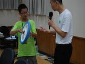 2011東元創意少年成長營:成長營-田園老師來教課