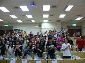 2011東元暑期創造力教育營隊-志工研習課程:最後還是來個大合照吧~成功