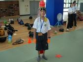 2011東元創意少年成長營:成長營-看我平衡感多好