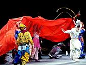 2010生命與藝術創意體驗活動-台東場:[京劇-孫悟空大戰玉鼠精]的精彩演出(十二)