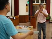 2011東元創意少年成長營:成長營-老師親自示範
