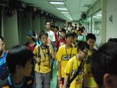 2011東元創意少年成長營:成長營-參觀警大校園