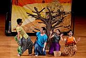 2010生命與藝術創意體驗活動-花蓮場:沙丁龐克劇團兒童劇[馬穆與精靈]精彩演出(三)