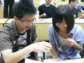 2011東元暑期創造力教育營隊-志工研習課程:玩的不亦樂乎