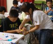 2011東元創意少年成長營:成長營-大姐姐熱心指導