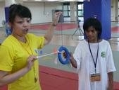 2011東元創意少年成長營:成長營-我出來協助老師