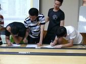 2011東元暑期創造力教育營隊-志工研習課程:我想要服務那一組勒