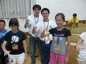 2011東元創意少年成長營:成長營-看我們的完成品