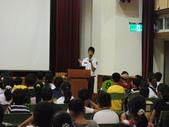 2011東元創意少年成長營:成長營-防災老師