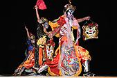 2010生命與藝術創意體驗活動-屏東場:台灣民俗廟會文化[八家將與官將首]精彩演出(一)