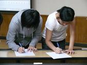 2011東元暑期創造力教育營隊-志工研習課程:活動組似乎不錯...