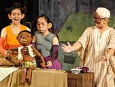 2010生命與藝術創意體驗活動-花蓮場:沙丁龐克劇團兒童劇[馬穆與精靈]精彩演出(一)