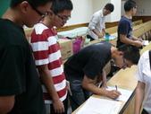 2011東元暑期創造力教育營隊-志工研習課程:踴躍參加的警大志工