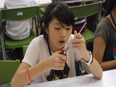 2011東元創意少年成長營:成長營-製作ING