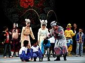 2010生命與藝術創意體驗活動-台東場:[京劇-孫悟空大戰玉鼠精]的精彩演出(十三)