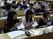 2011東元暑期創造力教育營隊-志工研習課程:認真中