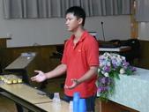 2011東元暑期創造力教育營隊-志工研習課程:充滿活力的林錚老師