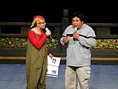 2010生命與藝術創意體驗活動-台東場:團長張宏榮先生向大家說明八家將角色.道具及陣法