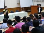 2011東元暑期創造力教育營隊-志工研習課程:認真的聽講