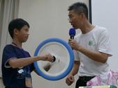 2011東元創意少年成長營:成長營-上台示範