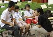 2011東元寶寶科學活動營:寶寶營-親切的淑娟老師.JPG