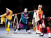 2010生命與藝術創意體驗活動-台東場:[京劇-孫悟空大戰玉鼠精]的精彩演出(八)