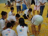 2011東元創意少年成長營:成長營-看誰排的最好