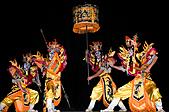 2010生命與藝術創意體驗活動-屏東場:台灣民俗廟會文化[八家將與官將首]精彩演出(三)