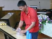 2011東元暑期創造力教育營隊-志工研習課程:林錚老師