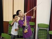 2011東元創意少年成長營:成長營-姿勢一百