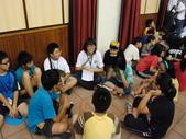 2011東元創意少年成長營:成長營-大夥兒討論中