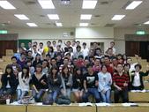 2011東元暑期創造力教育營隊-志工研習課程:大合照~three