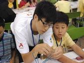 2011東元創意少年成長營:成長營-大哥哥用心的教我耶