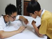 2011東元創意少年成長營:成長營-熱心指導的大哥哥