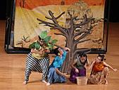 2010生命與藝術創意體驗活動-花蓮場:沙丁龐克劇團兒童劇[馬穆與精靈]精彩演出(二)