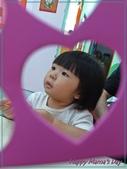 寵愛媽咪親子活動:聽老師講解
