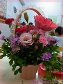 寵愛媽咪親子活動:花花插好了