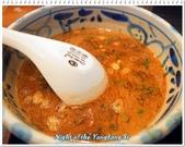 夜踩永康街:沾麵的擔擔醬汁