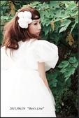 2011年6月15日Jes&Wally婚紗側拍:DSC02369.JPG
