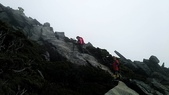 南湖群峰: