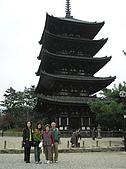 日本關西自由行:奈良 - 東大寺
