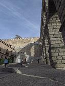 西班牙法國自由行 (二):賽哥維亞--羅馬水道橋